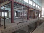 Ремонт офисов,  складов и производственных баз в Астане.